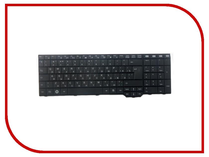Клавиатура TopON TOP-100503 для Fujitsu-Siemens Amilo Xa3530 / Pi3625 / Li3910 / Xi3650 Series Black hr 3uaeu fujitsu siemens