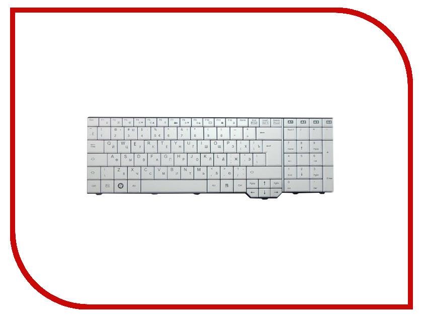Клавиатура TopON TOP-100504 для Fujitsu-Siemens Amilo Xa3530 / Pi3625 / Li3910 / Xi3650 Series White hr 3uaeu fujitsu siemens