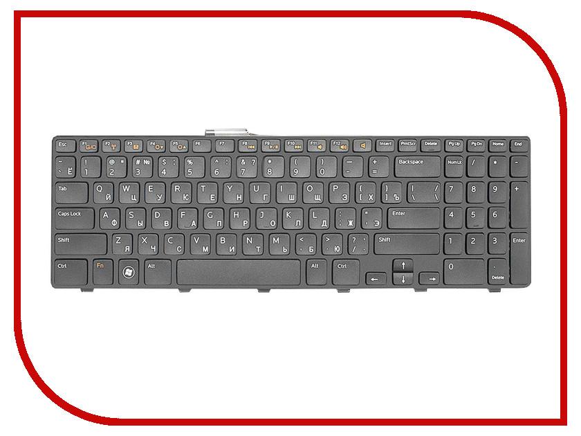 Клавиатура TopON TOP-93567 для DELL Inspiron N5110 / M5110 Series Black<br>