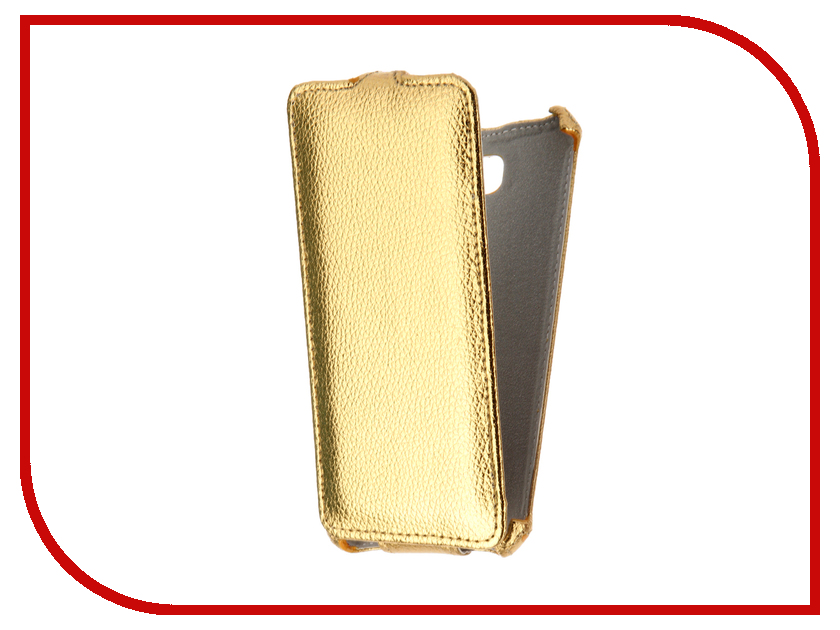 Аксессуар Чехол Samsung SM-G570F/DS Galaxy J5 Prime Zibelino Classico Gold ZCL-SAM-J5-PRM-GLD<br>