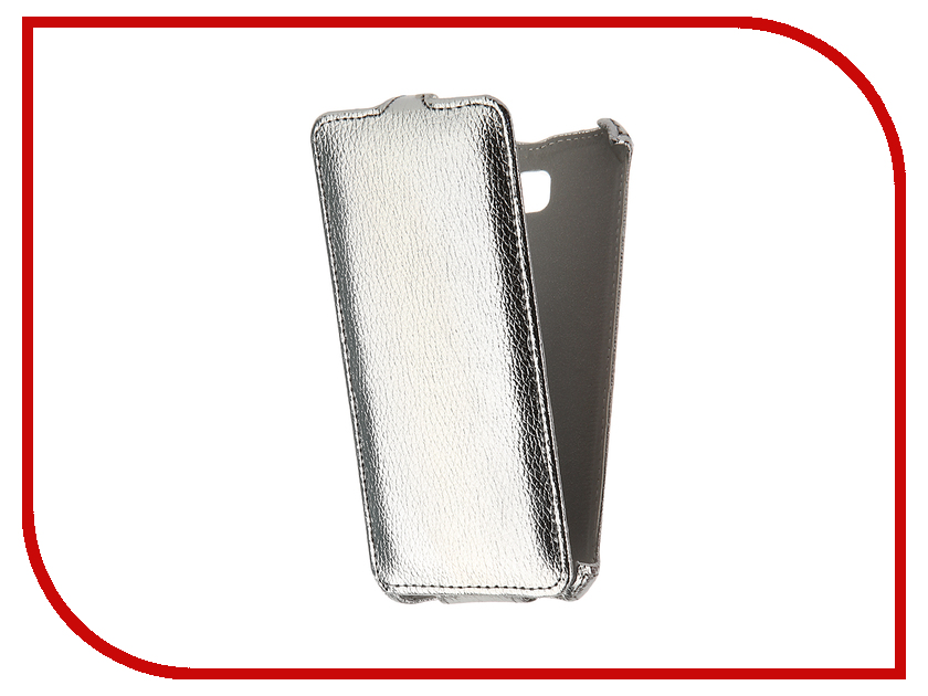 Аксессуар Чехол Samsung SM-G570F/DS Galaxy J5 Prime Zibelino Classico Silver ZCL-SAM-J5-PRM-SLV<br>