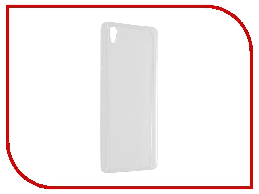 Аксессуар Чехол Sony Xperia E5 F3311/F3313 Svekla Transparent SV-SOF3311-WH sony xperia e5 f3311 white