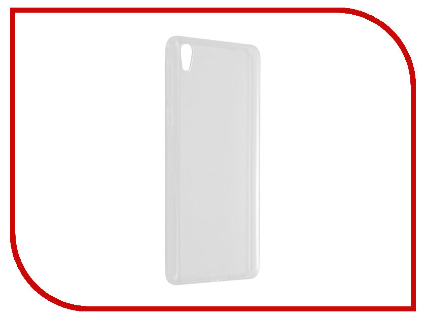 Аксессуар Чехол Sony Xperia E5 F3311/F3313 Svekla Transparent SV-SOF3311-WH<br>