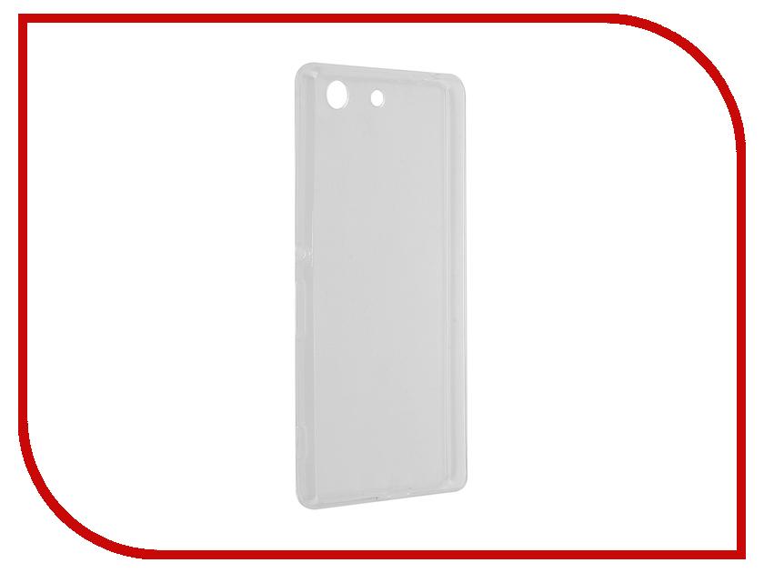 Аксессуар Чехол Sony Xperia M5 E5603/E5606/E5653 Svekla Transparent SV-SOE5603-WH аксессуар чехол накладка sony xperia m5 m5 dual cherry white 8316