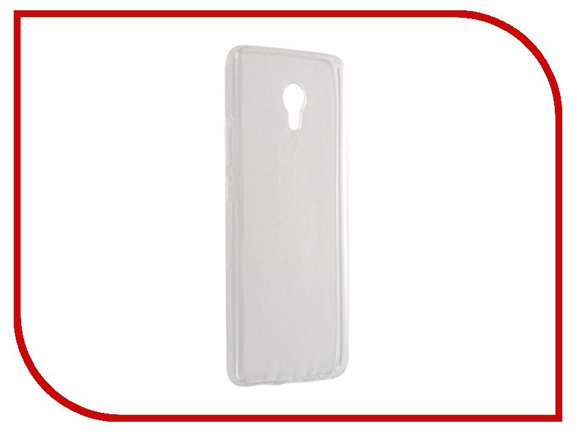 Аксессуар Чехол Meizu M3E Svekla Transparent SV-MZM3E-WH<br>