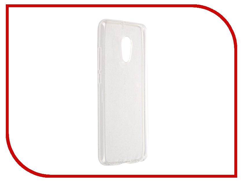 Аксессуар Чехол Meizu Pro 6 Svekla Transparent SV-MZMPRO6-WH<br>