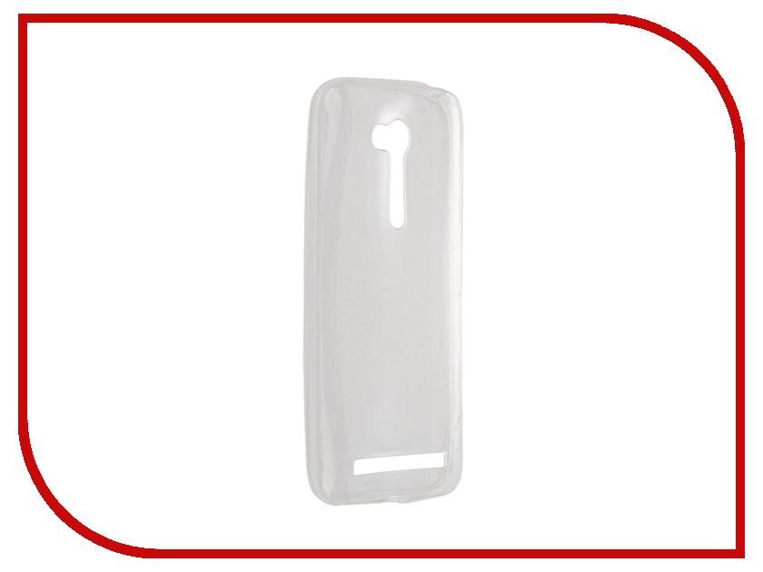 Аксессуар Чехол ASUS ZenFone Go ZB452KG Svekla Transparent SV-ASZB452KG-WH аксессуар чехол lenovo vibe c2 k10a40 svekla transparent sv lek10a40 wh