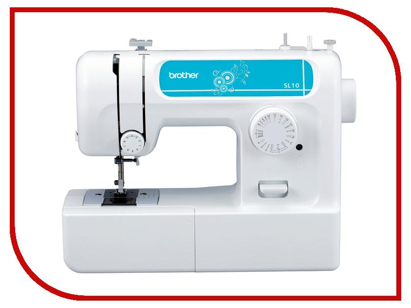 Швейная машинка Brother SL10 швейная машинка brother sl10
