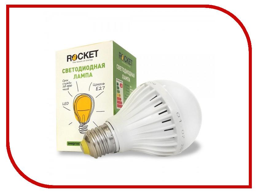 Лампочка Rocket 10W 6000K E27 R10w6000e27<br>