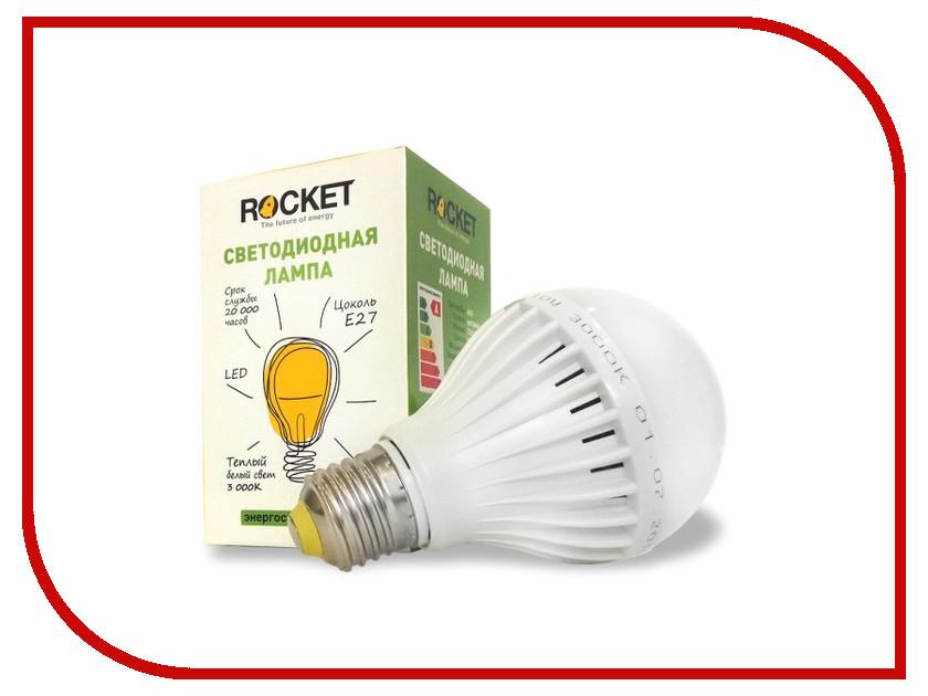Лампочка Rocket 10W 3000K E27 R10w3000e27<br>