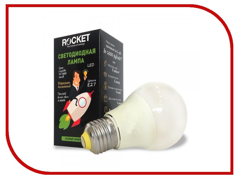Лампочка Rocket 5W 3000K E27 R5w3000e27al<br>