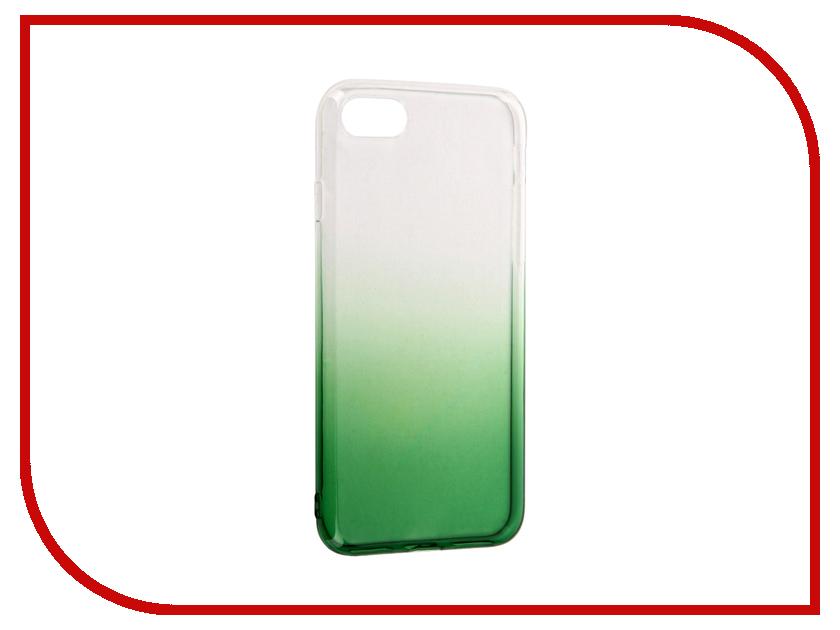 Аксессуар Чехол-крышка IQ Format для iPhone 7 Green<br>