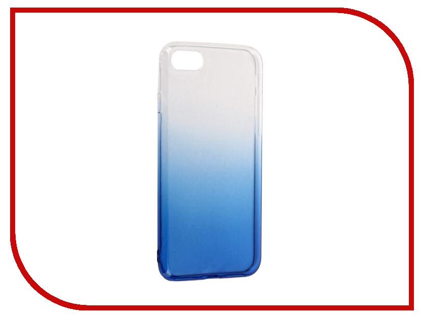 Аксессуар Чехол-крышка IQ Format для iPhone 7 Blue<br>