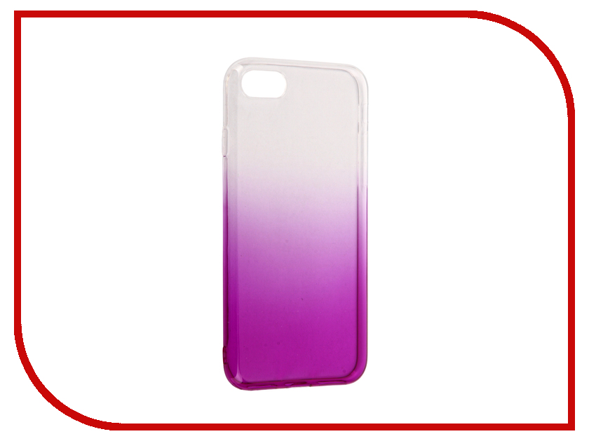 Аксессуар Чехол-крышка IQ Format для iPhone 7 Violet<br>