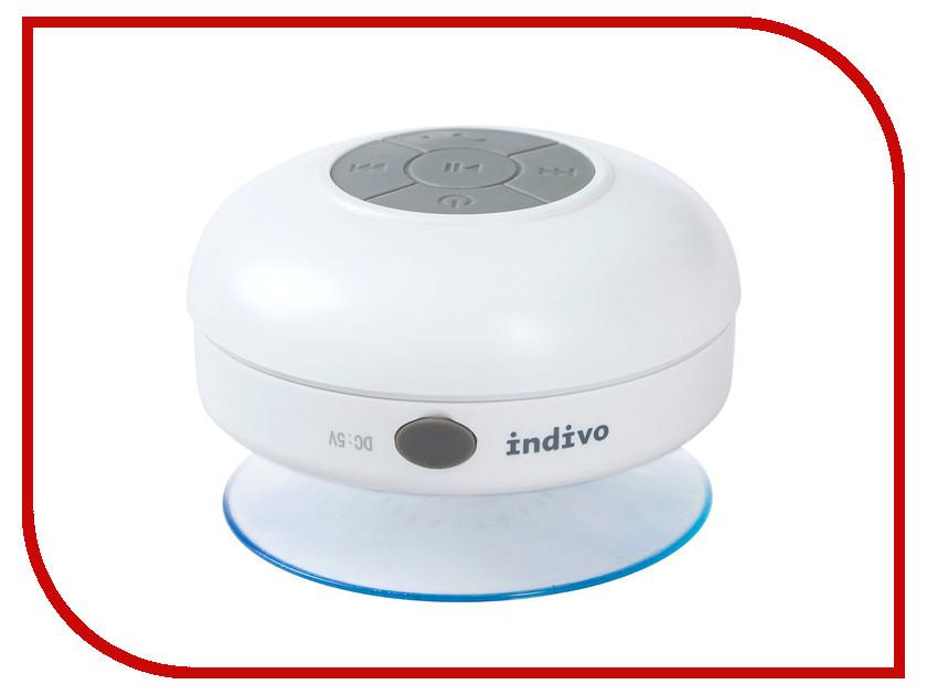 все цены на Колонка Indivo stuckSpeaker White онлайн