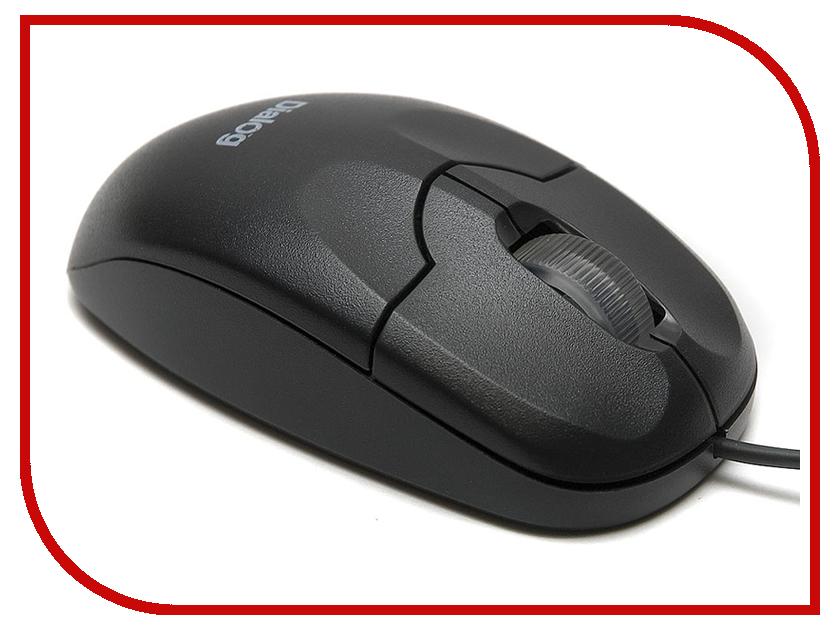 Мышь Dialog MOP-01BP Black