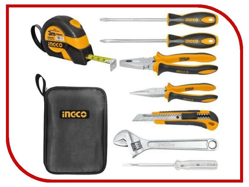 Набор инструмента Ingco HKTH10808
