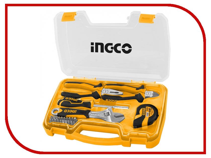 Подробнее о Набор инструмента Ingco HKTH10258 набор инструмента ingco hksd1028