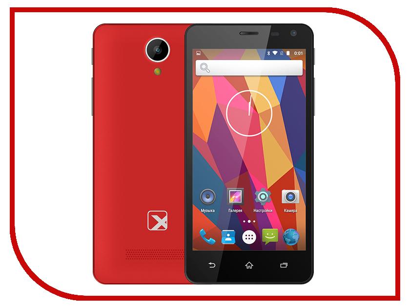 Сотовый телефон teXet TM-5003 Red<br>