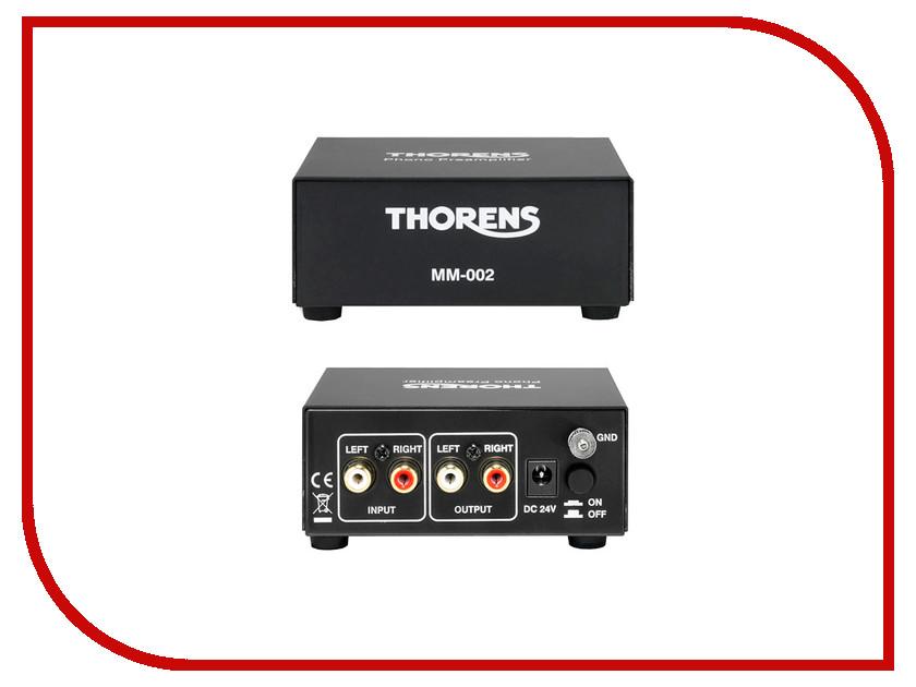 Фонокорректор Thorens ММ-002 Black<br>