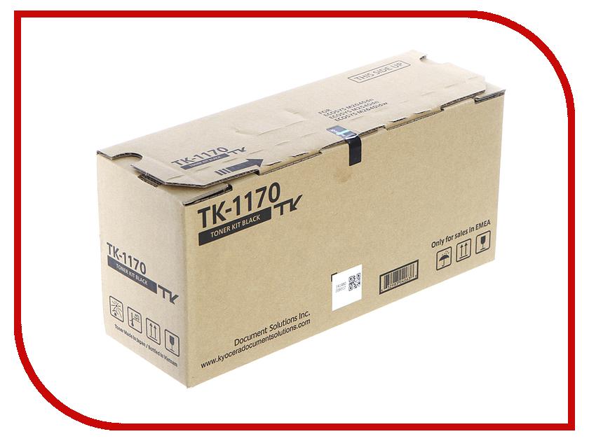 Картридж Kyocera TK-1170 для M2040DN/M2540DN/M2640IDW Black 1T02S50NL0 картридж nv print nvp tk 1170 для kyocera m2040dn m2540dn m2640idw 7200k