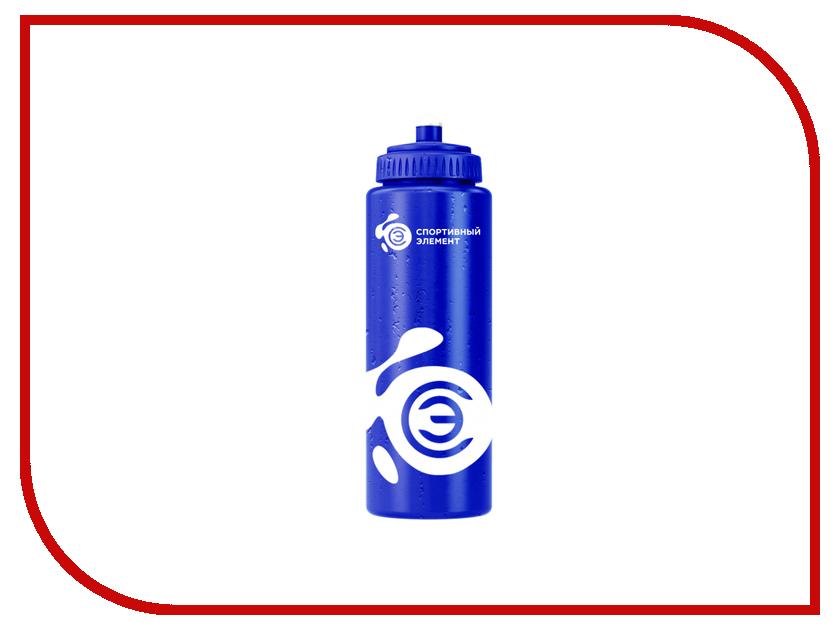 Фляга Спортивный Элемент S12-1000 Азурит 1000ml