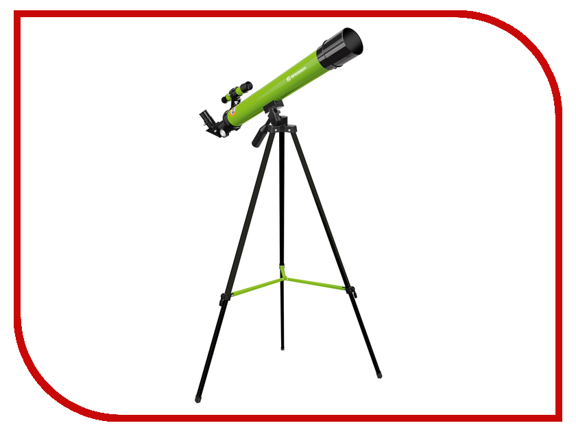 Телескоп Bresser Junior Space Explorer 45/600 Green<br>