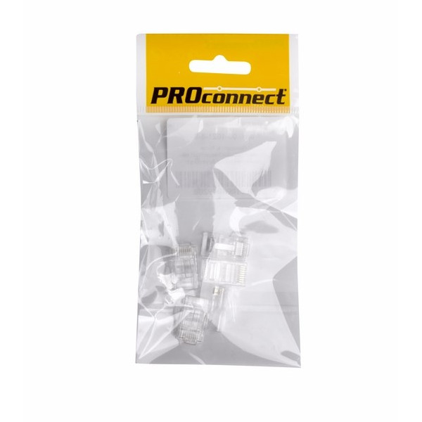 Коннектор ProConnect 8P8C cat.5e 05-1021-6-9 (5 штук)