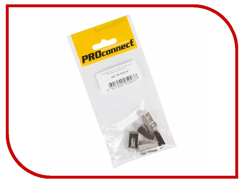ProConnect 8P8C cat.5e 05-1023-9 (5 штук)