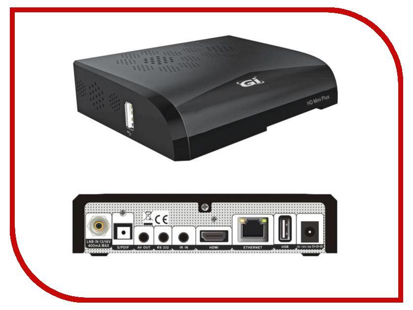 Комплект спутникового телевидения Galaxy Innovations HD Mini Plus