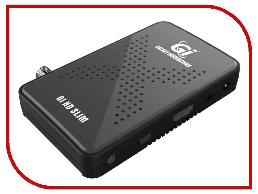 Комплект спутникового телевидения Galaxy Innovations HD Slim
