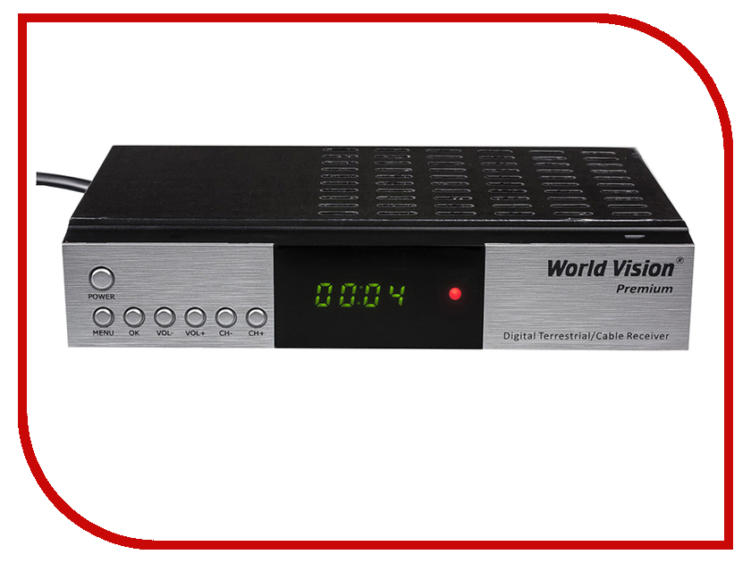 World Vision Premium small single joint with switch potentiometer a20k