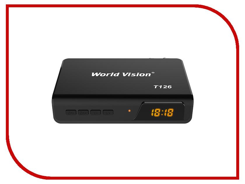 Тюнер World Vision T126<br>