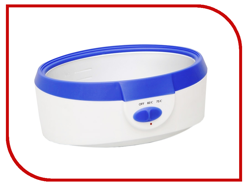 Ванна универсальная парафиновая Евромедсервис SD-8007 Blue