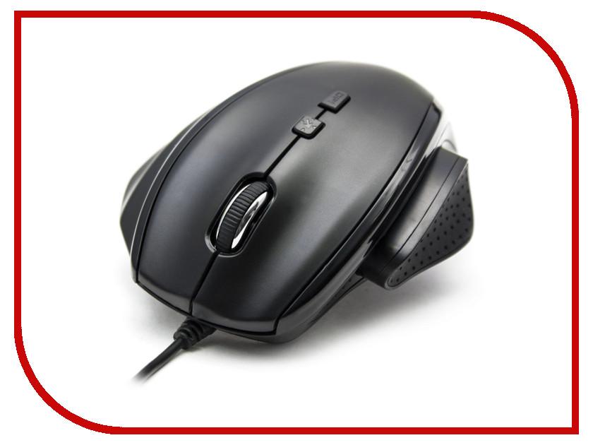 Мышь Delux DLM-537OUB Black колонка delux dls q10bb