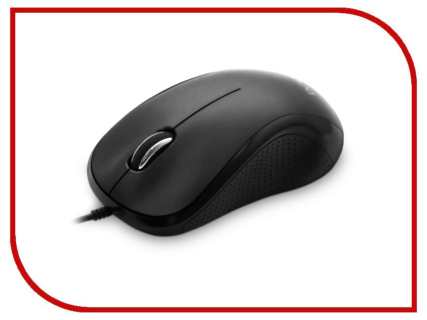 Мышь проводная Delux DLM-391OUB Black<br>