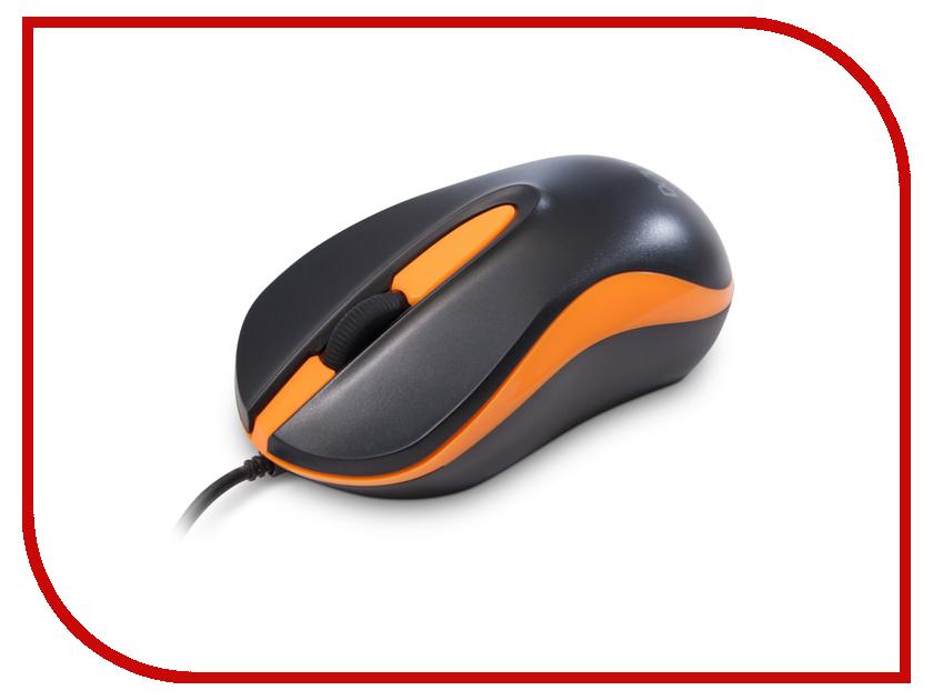 Мышь проводная Delux DLM-137OUB Black