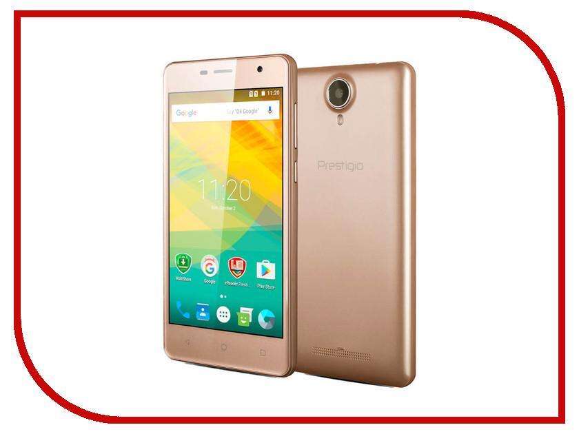 Сотовый телефон Prestigio Wize PX3 3528 Gold PSP3528DUOGOLD<br>