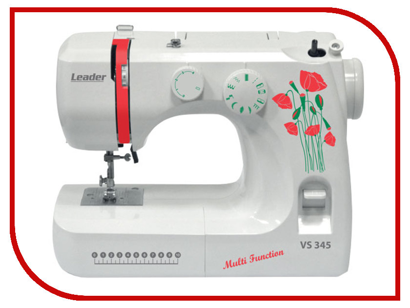 Швейная машинка Leader VS 345<br>
