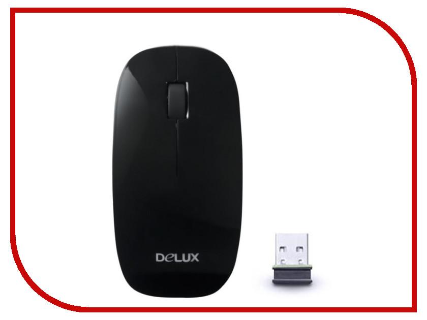 все цены на Мышь Delux DLM-111LGB Black онлайн