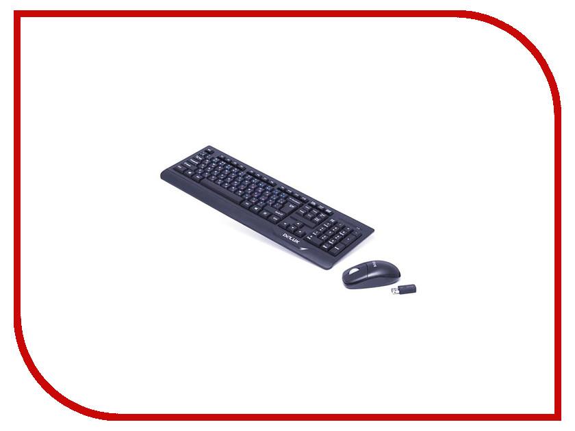 Набор Delux DLD-6071OGB Black<br>