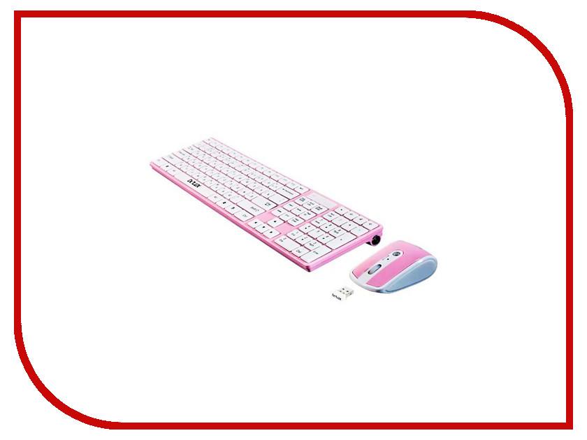 Набор Delux DLD-1088OGP Pink-White
