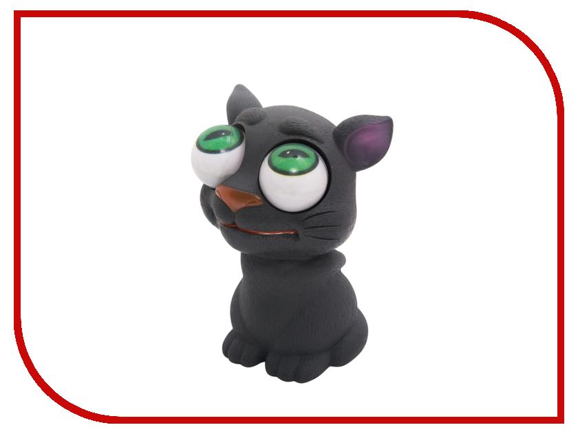 Игрушка антистресс Foshan Лупоглазы Кот с зелеными глазами 4694<br>