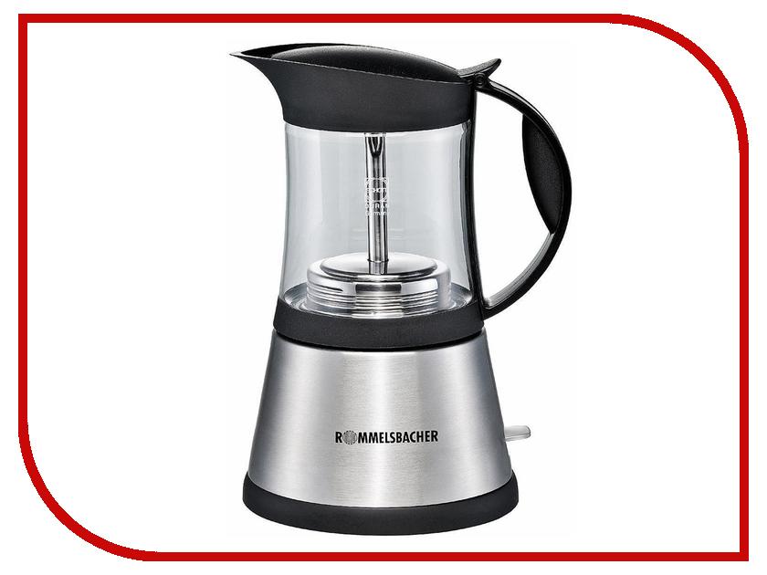 Кофеварка Rommelsbacher EKO 376/G кофеварка rommelsbacher eko 376 g