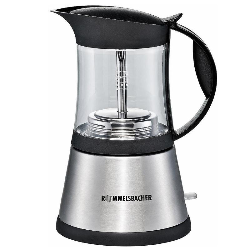 Кофеварка Rommelsbacher EKO 376/G кофеварка rommelsbacher eko 364 e