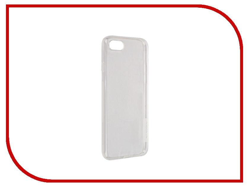 Аксессуар Чехол-накладка Nillkin Nature TPU Case для iPhone 7 Black 12979<br>