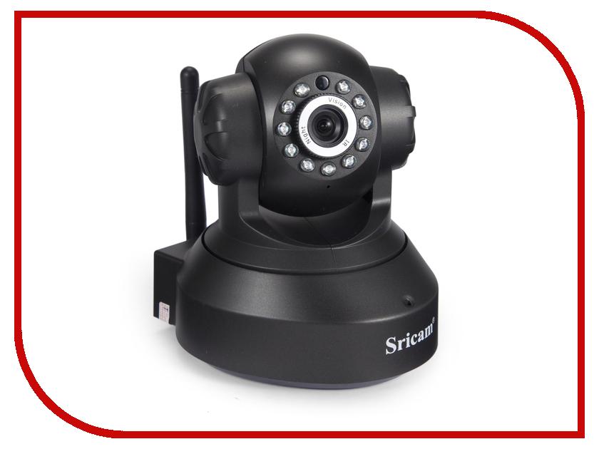 IP камера Sricam SP005 Black