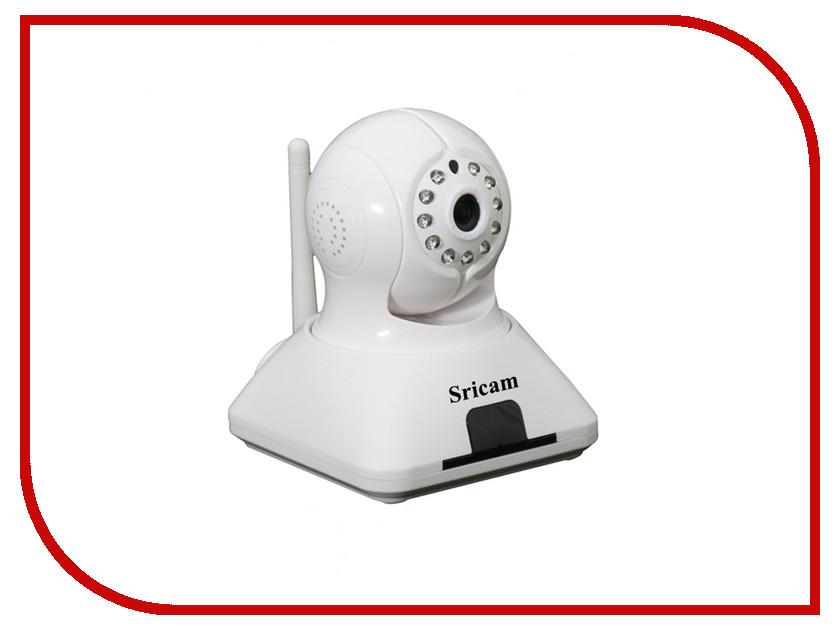 IP камера Sricam SP006 White<br>