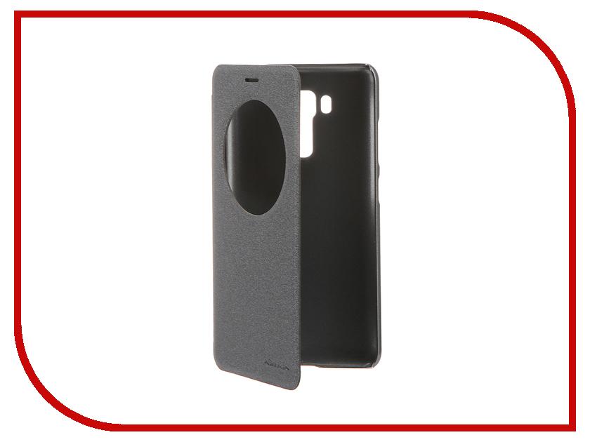 Аксессуар Чехол ASUS Zenfone 3 Laser ZC551KL Nillkin Sparkle Black 12981<br>
