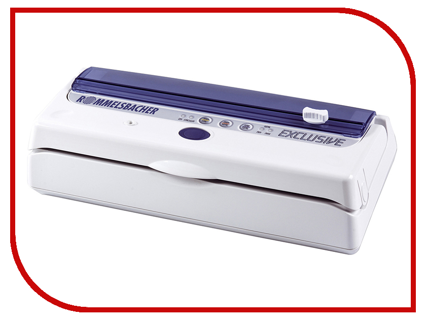 Вакуумный упаковщик Rommelsbacher VAC 300 rommelsbacher bg 1550 отзывы